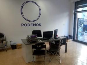 Oficina Zaragoza (recepción)
