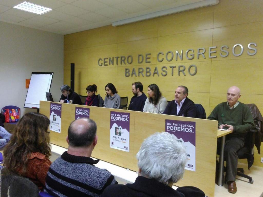 Barbastro Podemos - Alto Aragón en Común