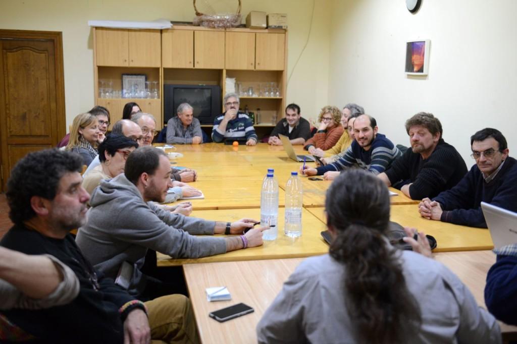 Encuentro de Círculos de Teruel (asamblea)
