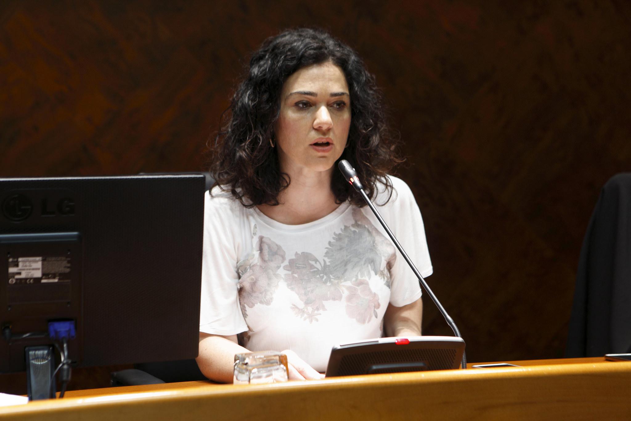 Erica Sanz - Podemos Aragón