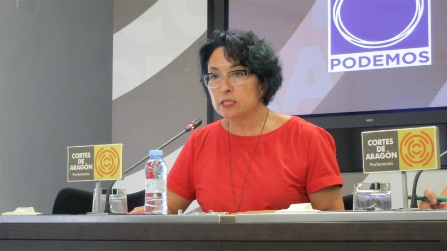Amparo Bella - Podemos Aragon