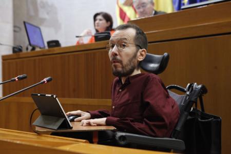 Porpuesta de Podemos en el debate del Estado de la Comunidad de Aragón - Pablo Echenique