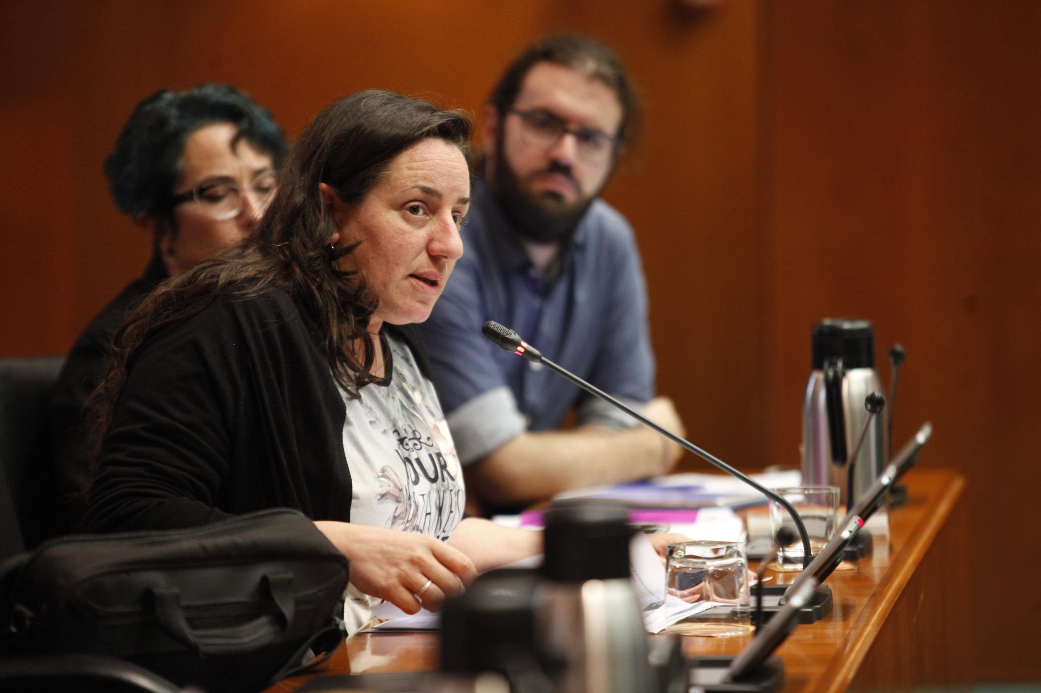 Marta de Santos - Podemos Aragon