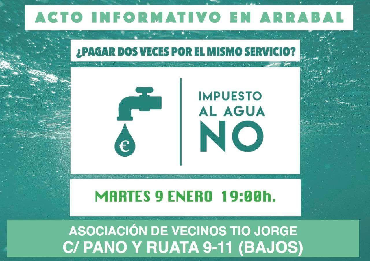 Campaña contra el ICA