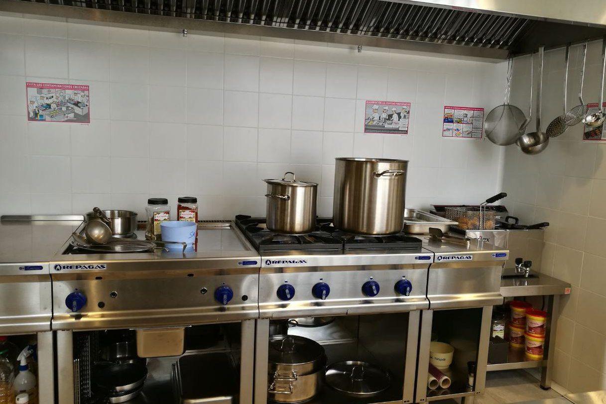 Un comedor escolar de calidad necesita tener cocina propia - Podemos ...