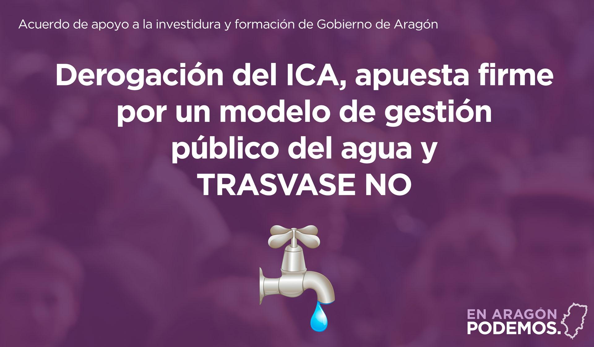 Derogación ICA