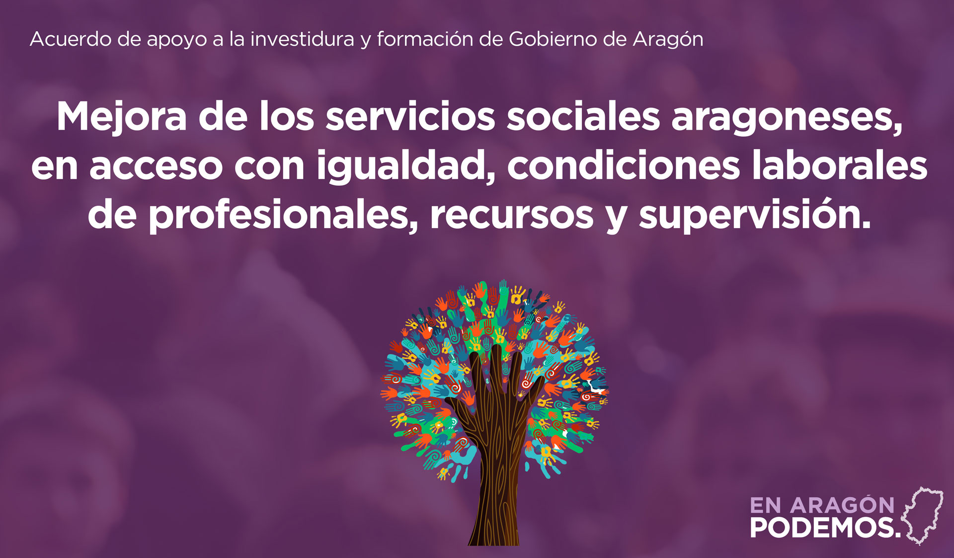 Mejora de los servicios sociales aragoneses