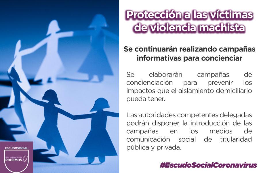 Medidas de protección de violencia de genero