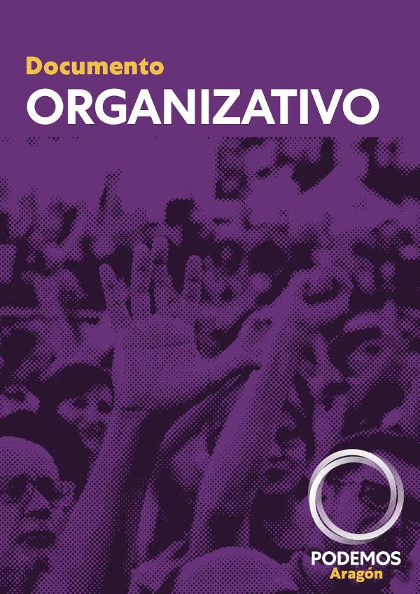 Documento organizativo Podemos Aragón